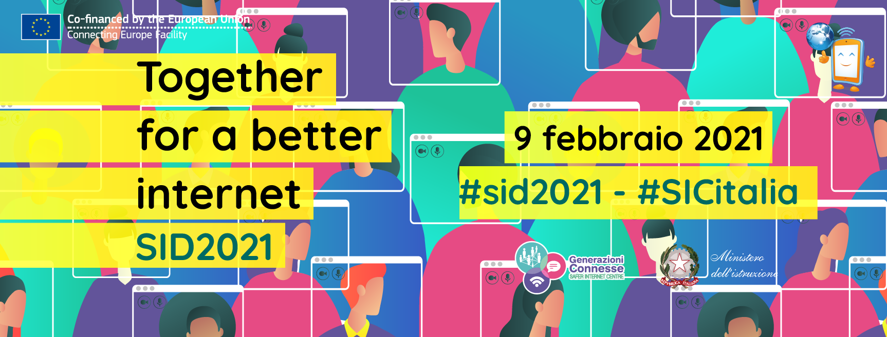 SID - Safer Internet Day 2021