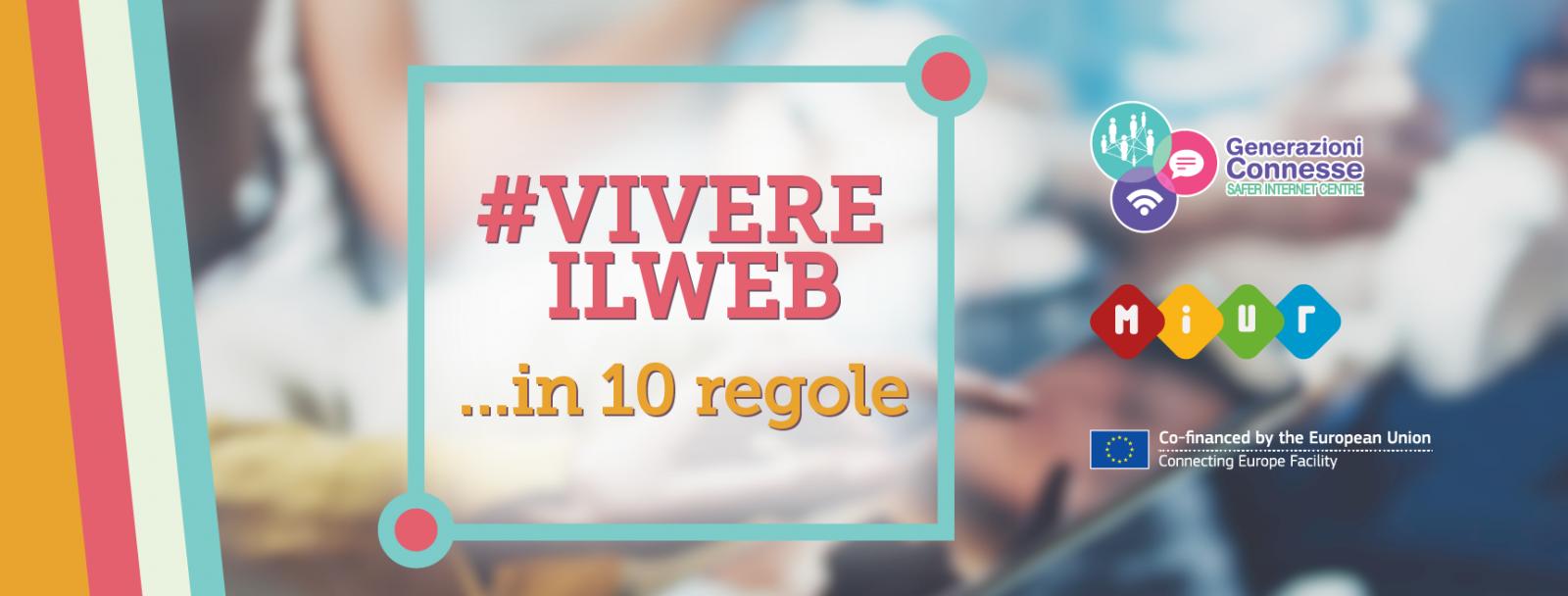 #Vivereilweb - Generazioni Connesse